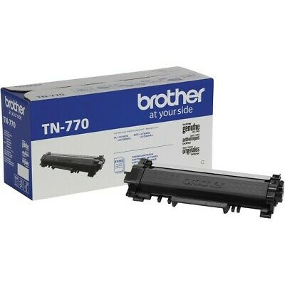 Brother TN770 Super High Yield Black Toner