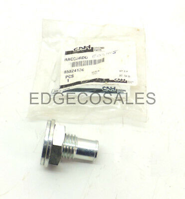 """New Holland """"LM Series"""" Telehandler Air Cleaner Fitting - 85824136"""
