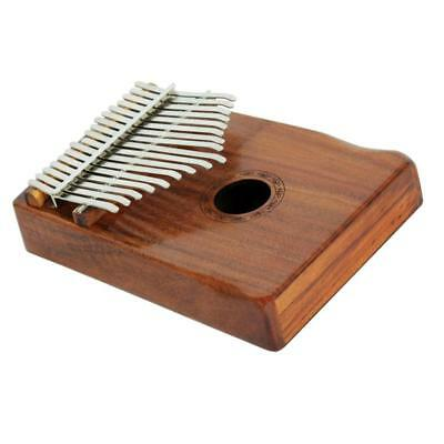 Kalimba African Mbira Finger Percussion Instrument Gift Nice Sound Wood