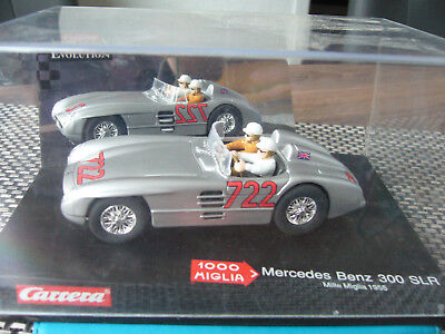 Mercedes 300 Sl Mille Miglia 1955 Carerra Evolution
