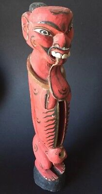 Antique Bali Indonesia Indian Hindu Asia 中国西藏 Indien Art Dämon