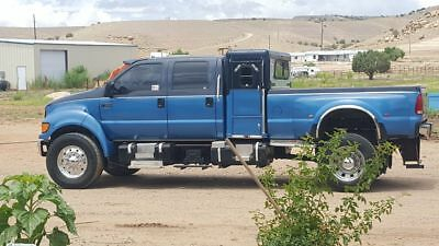 2000 Ford Other Pickups F650 crew cab 2000 ford f 650