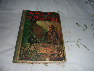 "The Wonder Book of ""Wonders"" Edinburgh Angus Club, 1940."