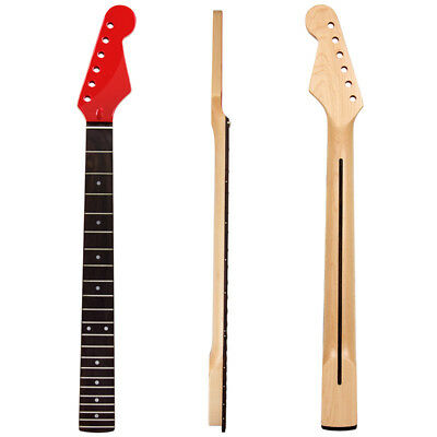 Right Handed Electric Guitar Neck for TL Style Parts Replacement Maple 22 Frets