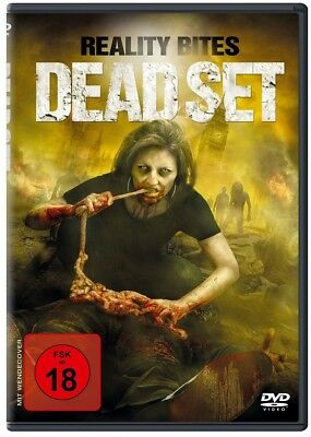 Dead Set - Reality Bites 2 DVDs NEU OVP