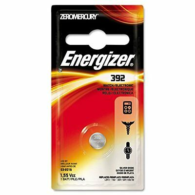 Button cell batteries, 1.5 V, 6/pack (Eveready # 392)