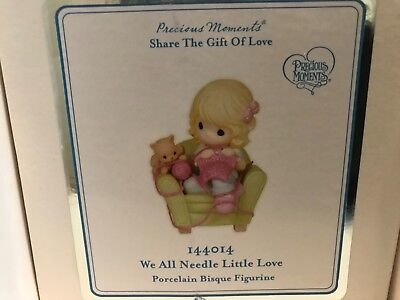 Precious Moments-Love-Anniversary-Engagement-We All Needle Little Love