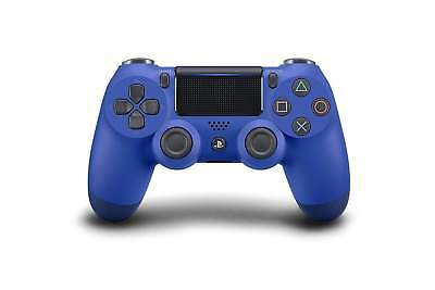 New Sony Playstation Dualshock 4 Wireless Controller (V2) Wave Blue - Ps4 New