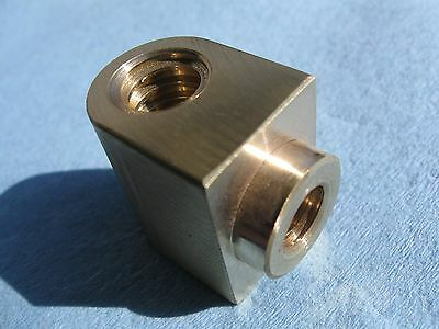 "South Bend Lathe Heavy Ten 10"" Cross Slide Feed Nut PT65R1"