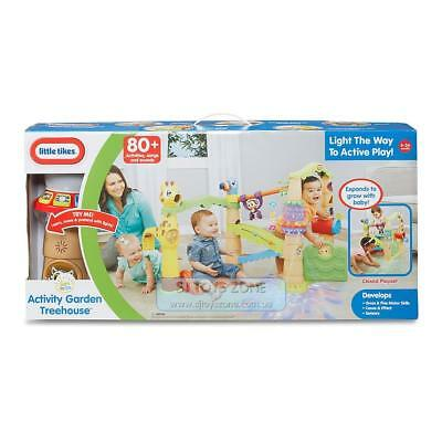 Little Tikes Light n Go Activity Garden Baby Playset 80+ Activities Song Sounds
