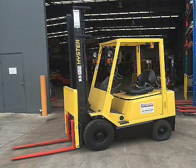 1.8t Forklift - PRICE REDUCED!