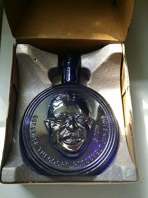 Teddy Roosevelt Commemorative Decanter In Box First Edition Presidential Collect