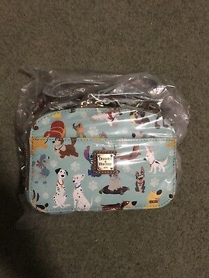 NWT Disney Dogs Dooney and Bourke Ambler Crossbody Purse Bag Stitch EXACT SHOWN