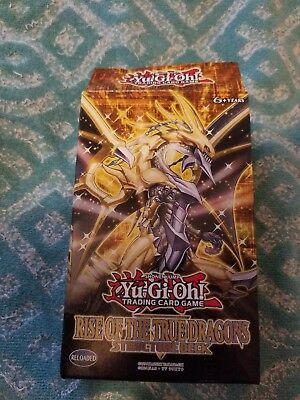 Yu-Gi-Oh Trading Card Game Rise Of The True Dragons Structure Deck