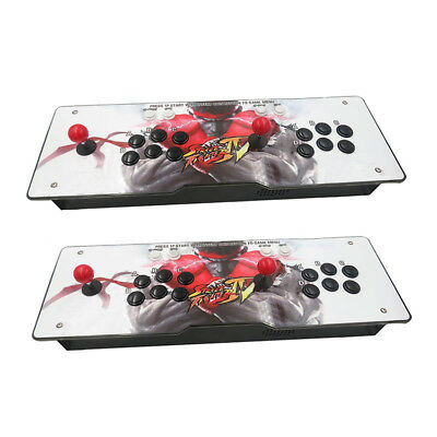 999 in 1 Games Video Arcade Console Classic Pandora's Box 5s Home Double Gamepad