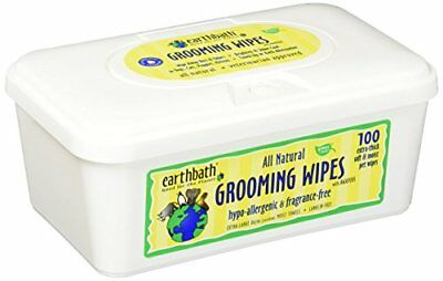 NEW Ear Grmg Wipes Hypoaller 100pk FREE SHIPPING