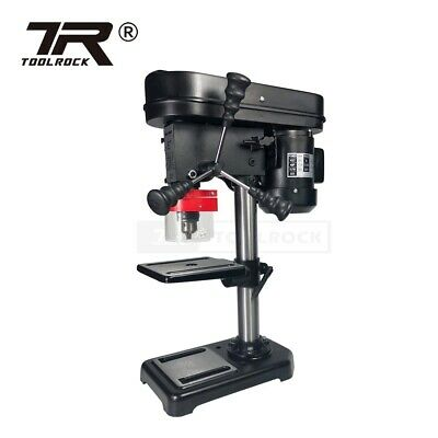 Toolrock  Bench Drill Press Workshop Mounted 5 Speed Metal Drilling Stand