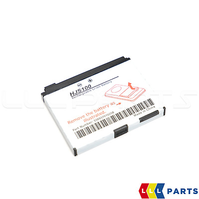 New Genuine Mercedes Mb Becker Navigation Map Pilot Replacement Battery