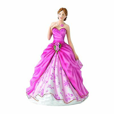 Royal Doulton 40019103 Pretty Ladies Grace, Petite of The Year 2017 NEW IN BOX