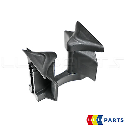 New Genuine Mercedes Mb Slk Class W172 Center Console Drink Cup Holder Black