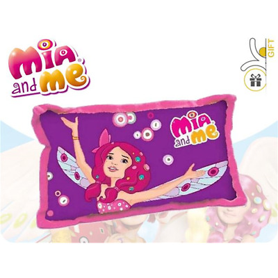 Cuscino Ricamato 44X26 Cm Mia And Me
