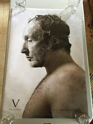Saw V - Original Double Sided 27x40 Theater Movie Poster