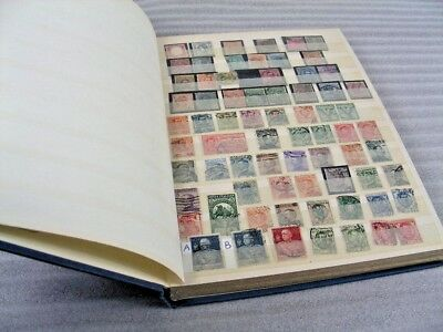 ITALY &, Excellent Accumulation of Stamps in a Stock book