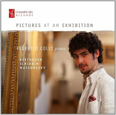 Federico Colli: Pictures At An Exhibition (CD)