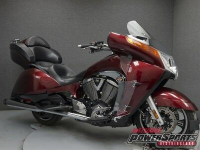 Victory Vision™  2011 Victory Vision TOUR WABS Used FREE SHIPPING OVER $5000