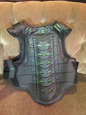 Icon Stryker Vest Field Armor Size Lg-XL Green