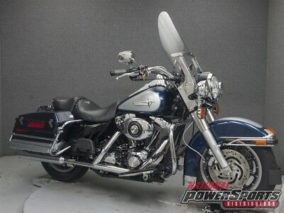 FLHPI ROAD KING POLICE  2005 Harley-Davidson FLHPI ROAD KING POLICE Used FREE SHIPPING OVER $5000
