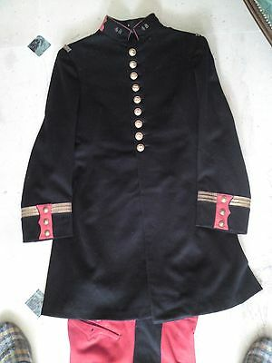 VERITABLE UNIFORME DE CAPITAINE D INFANTERIE DU 48e