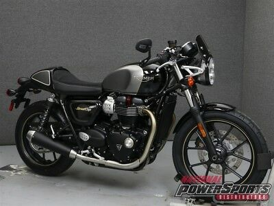 Triumph STREET CUP  2018 TRIUMPH STREET CUP New FREE SHIPPING OVER $5000