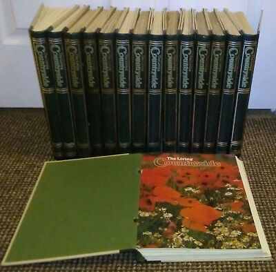 The Living Countryside - Partwork Magazines - Complete Pdf Collection On Dvd