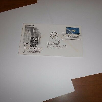 Kevin Richard Kregel is an American former astronaut Hand Signed FDC
