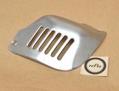 Vintage Honda CT70 H K0- K3 Trail 70 3-4 Speed Spark Plug Guard Cover Shield A97