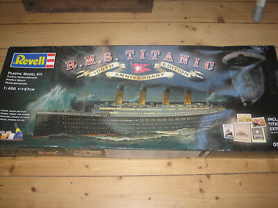 Revell Modellbauset 05715 Titanic 100th Anniversary Edition UNBENUTZT IN OVP