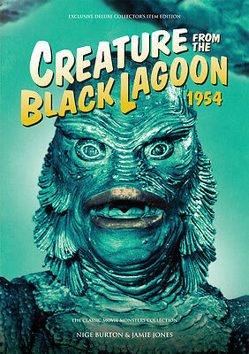 Creature from the Black Lagoon Universal Classic Monsters horror movie magazine
