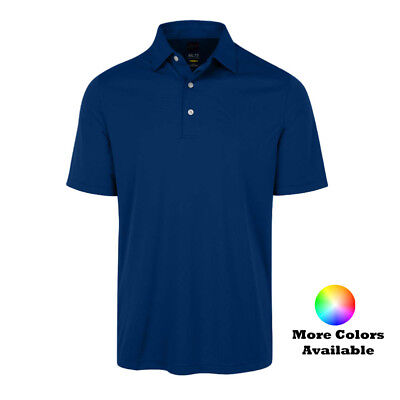 Greg Norman Golf Protek ML75 Microlux Solid Polo Shirt - Pick Size & Color
