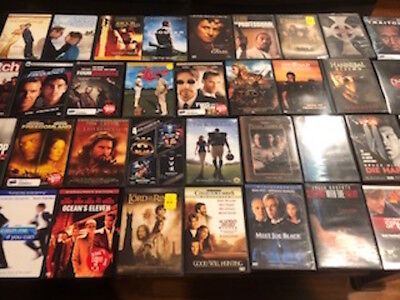 DVD movies in original cases Drama comedy romantic action kids date