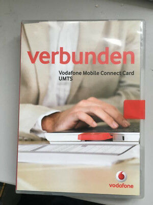 Vodafone Mobile Connect Card UMTS - Qualcomm 3G CDMA