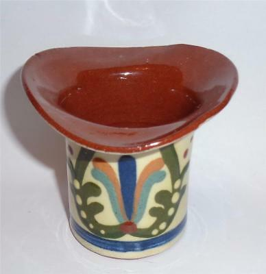 Antique Torquay Vase Vase To All Friends Be One