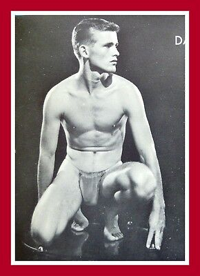 Physique Pictorial Vol15 No4 Sailor Beefcake Male Semi Nude Photo Gay Interest
