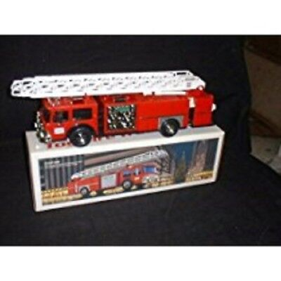1986 Hess Truck Bank NIB with extra Batteries