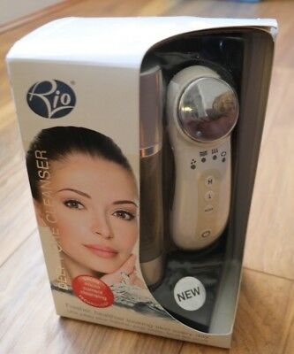 NEW Rio Deep Pore Cleanser & Cleansing Gel Beauty Devices EX DISPLAY RRP90£