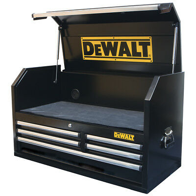 DeWALT DWMT81244 40-Inch 5-Drawer Heavy Duty Steel Top Chest Metal Storage