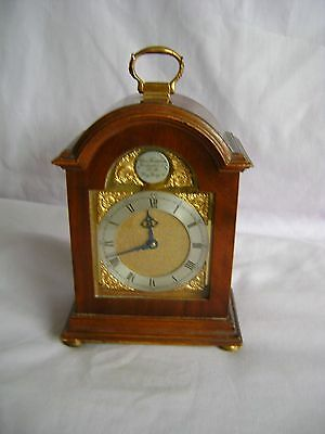 SMALL LATE 18th CENTURY STYLE CHARLES FRODSHAM BRACKET CLOCK IN GD WORKING ORDER