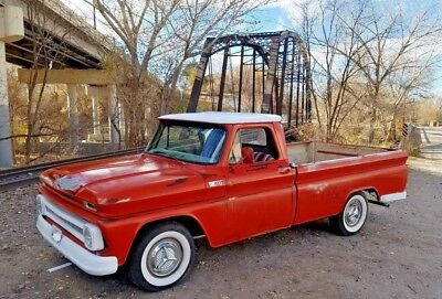 1965 Chevrolet C-10  1965 Chevy c10 pickup/ numbers matching