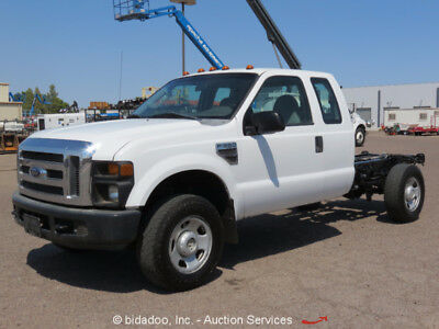 2008 Ford Other Pickups  2008 Ford F350 4WD Extended Cab And Chassis Pickup Truck 4x4 V8 5.4L A/C bidadoo