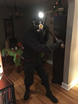 "My Bloody Valentine 1981 ""Harry Warden"" Reproduced Costume ""Horror Memorabilia"""